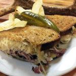Reuben Sandwich, Pastrami